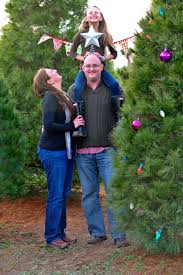 family photos at the christmas tree farm our family photo ideas