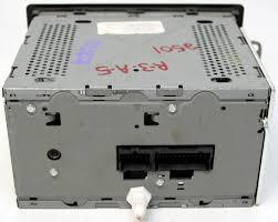 2004 2005 chevy trailblazer ext factory tape cd player premium