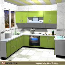 Cabinet For Kitchen Modern Pvc Cabinet For Kitchen Manufacturer From China Newstar