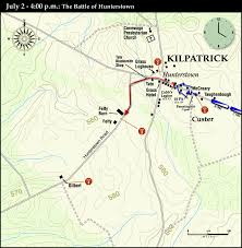 Gettysburg Map Hunterstown Part 1 With Authors J D Petruzzi And Steve Stanley