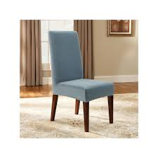 sure fit dining chair slipcovers sure fit pin striped dining chair slipcover chair slipcovers and