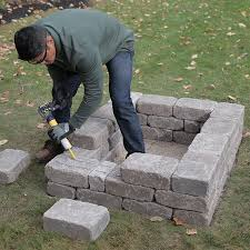 Firepit Blocks How To Build A Custom Pit