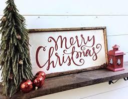 merry christmas sign merry christmas wood sign christmas sign merry