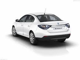 renault fluence trunk renault fluence ze 2013 pictures information u0026 specs