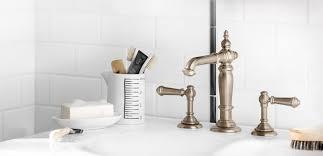 kohler bathroom faucets polished brass beautiful kohler impressive kohler bathroom sink faucets the home depot for modern