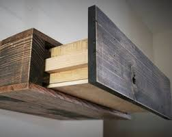 Diy Reclaimed Wood Floating Shelf by 23 Best Edison Bulbs Images On Pinterest Edison Bulbs Edison