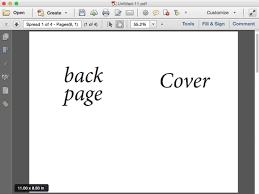 creating a pdf from indesign u0027s print booklet feature