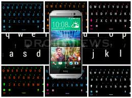 htc themes update install colored keyboard themes on htc one m8