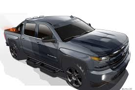 Chevy Silverado Truck Bed Cover - special ops