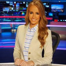 news anchor in la hair dubai broadcaster katie fielder s speaks out on motherhood daily