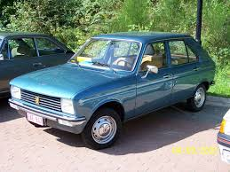 peugeot pininfarina peugeot 104 pininfarina style meets everyday practicality those
