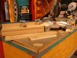 how to add a miter saw stop how tos diy