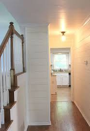 plastered to paneled entry hometalk
