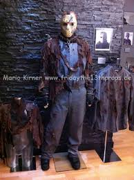 Jason Halloween Costume The Props Museum Jason X Full Screen Used Jason Voorhees Costume
