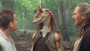 jar jar binks is not the worst thing to happen to star wars polygon