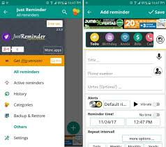 android reminders top 7 best daily reminder apps for android to get things done