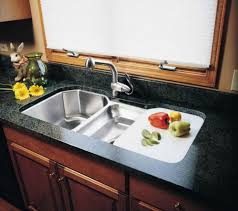 Drainboard Kitchen Sinks Youll Love - Kitchen sinks with drainboards