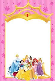 Free Party Invitation Card Free Templates For Princess Party Invitation Cards