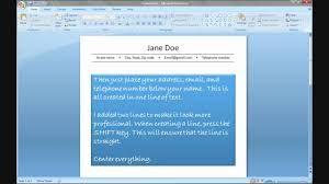 resume writing for freshers ppt fmp tutorial create a resume using powerpoint youtube