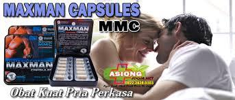 jual maxman capsules iv obat kuat pria herbal di jogja toko