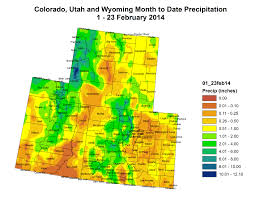 Colorado River Map by Weekly Climate Water And Drought Assessment Of The Upper