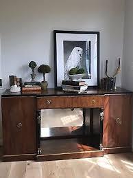 1930 Buffet Sideboard Antique American Art Deco Buffet Sideboard By Irwin Circa 1930 40