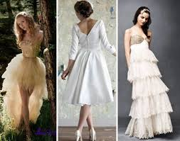 Traditional Wedding Dresses 16 Non Traditional Wedding Dresses For The Modern Bride Brit Co