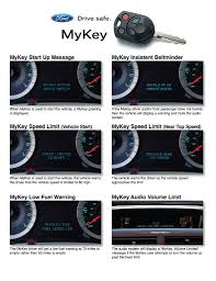 how to program ford mustang key ford mykey system explained autoevolution