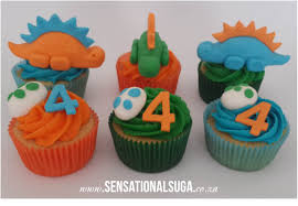 dinosaur cupcakes 3d dinosaur cupcakes with eggs and number sensational suga