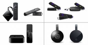 streaming media players comparison chart tech for luddites
