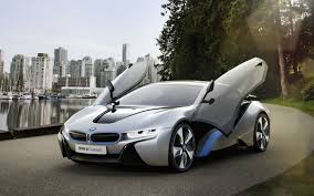 Bmw I8 With Rims - bmw i8 concept first look automobile magazine