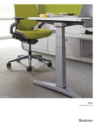 steelcase sit stand desk convene meeting room conference tables steelcase for steelcase