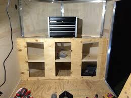 v nose trailer cabinets custom v nose trailer cabinets home furniture decoration