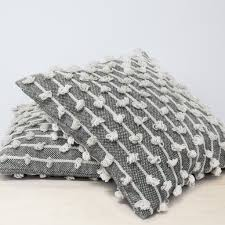 Floor Dry by Oversized Floor Pillows Grey Wool U2013 The Citizenry