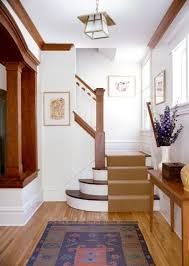 image result for natural and white trim grandmas house