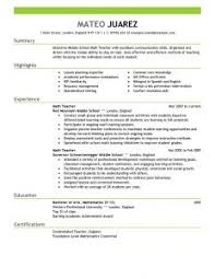 Free Resume Templates Samples Examples Of Resumes 81 Exciting Cv Resume Template Free U201a Free
