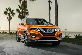 nissan rogue hybrid lease refreshed 2017 nissan rogue and all new rogue hybrid debut in