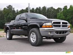 2001 black dodge dakota slt cab 4x4 30484861 gtcarlot com