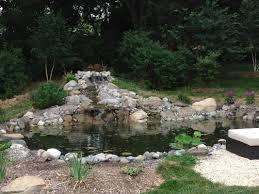 va ecosystem pond contractor design u0026 maintenance leesburg