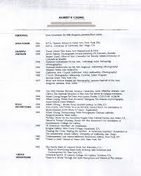 Art Resume Sample by Cover Letter For Art Gallery