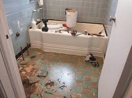 How To Re Tile A Bathroom - how to tile a bathroom floor today u0027s homeowner addlocalnews com