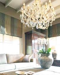 ladario da soggiorno illuminare il soggiorno