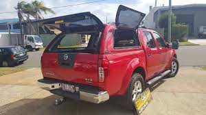 nissan navara 2017 black nissan navara d40 stx u0026 rx dual cab canopy