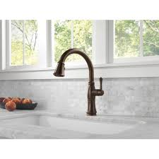 Moen Haysfield Kitchen Faucet by Motion Kitchen Faucet Best Faucets Decoration