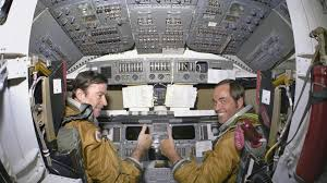 space shuttle astronaut john young the only nasa astronaut to walk on moon and pilot