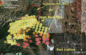 Wildfire Near Fort Collins Colorado by High Park Fire U2013 Page 2 U2013 Wildfire Today