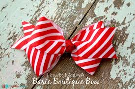 ribbon boutique how to make a basic boutique hair bow the ribbon retreat