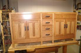 craftsman bathroom vanity cabinets alluring bathroom awesome vanity plans inside craftsman style at