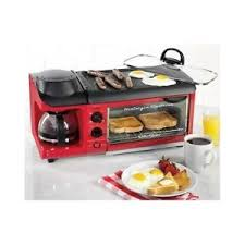 Modern Toaster Electric Toaster Oven Non Stick Coffee Maker Breakfast Station