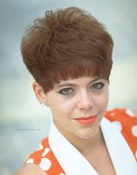 haircuts of the 70s nostalgic short clipped hairstyle inspired by the 60s and 70s